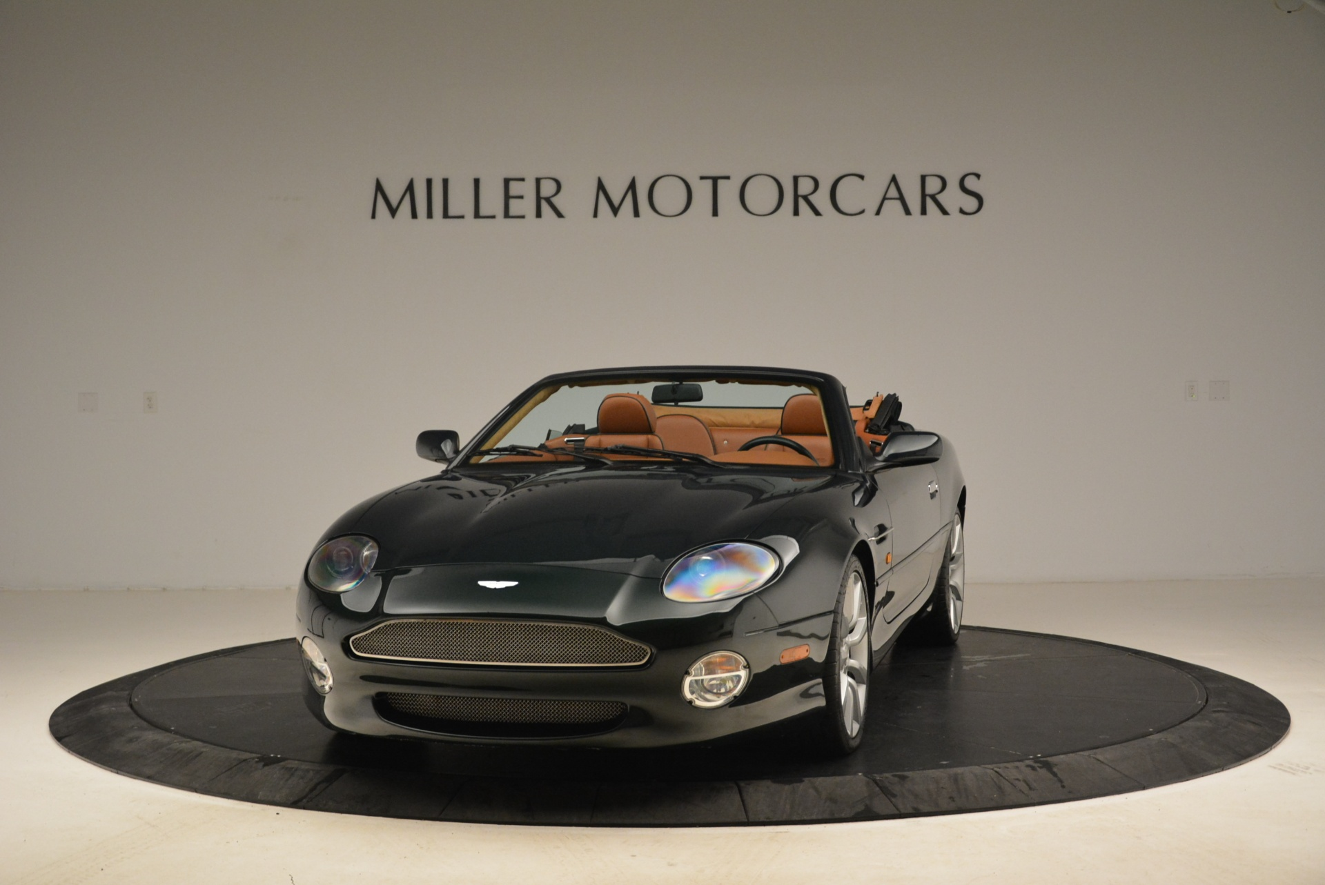 Used 2003 Aston Martin DB7 Vantage Volante For Sale In Westport, CT