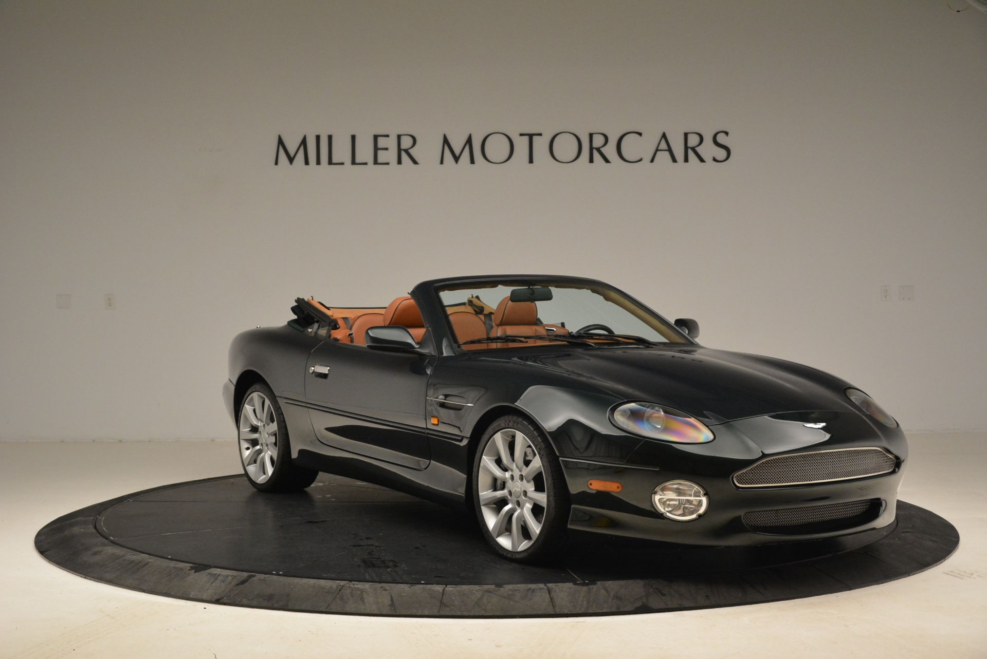Used 2003 Aston Martin DB7 Vantage Volante For Sale In Westport, CT 2084_p11