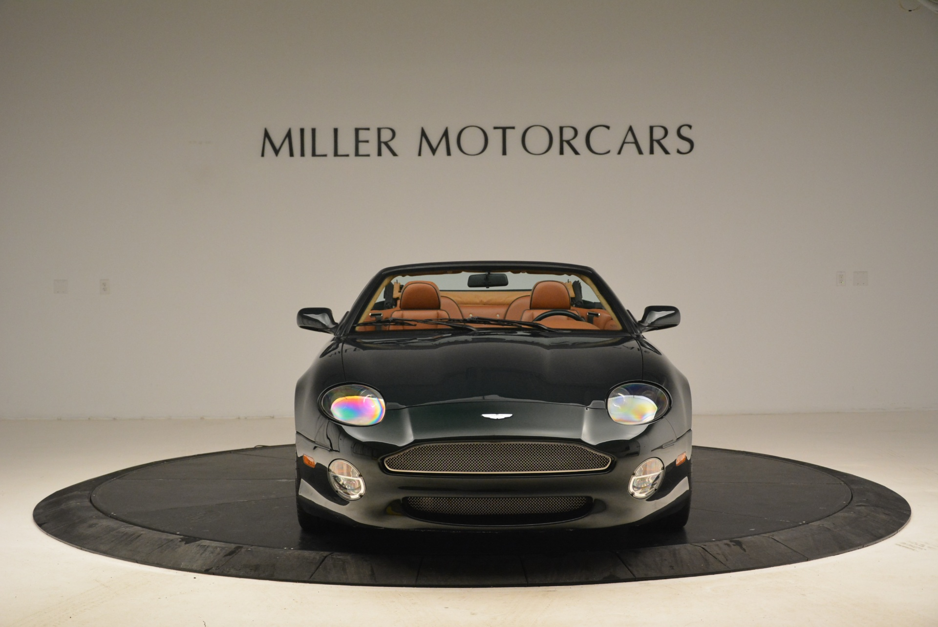 Used 2003 Aston Martin DB7 Vantage Volante For Sale In Westport, CT 2084_p12