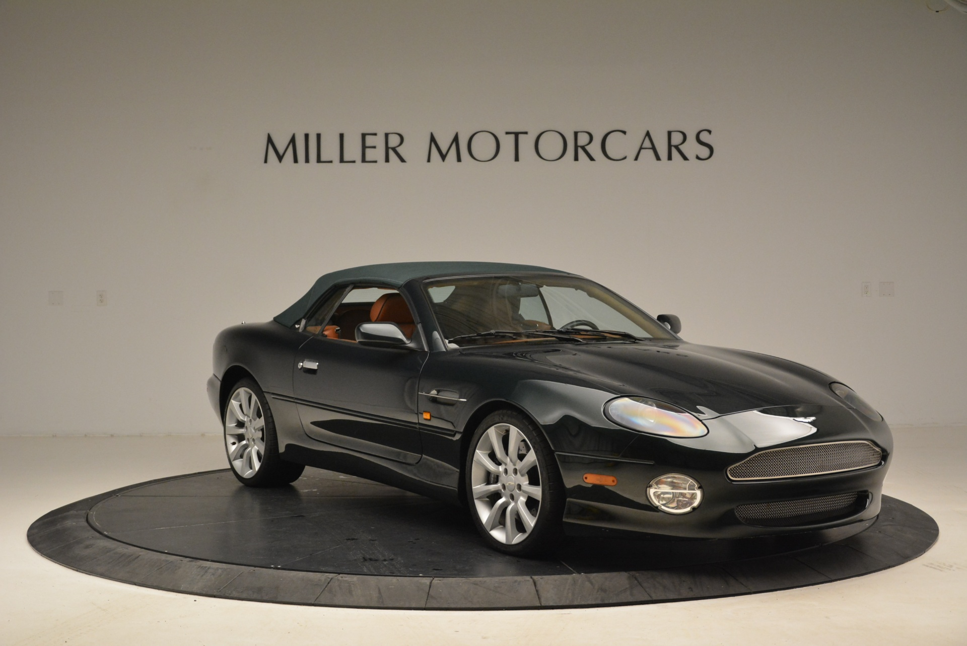 Used 2003 Aston Martin DB7 Vantage Volante For Sale In Westport, CT 2084_p13