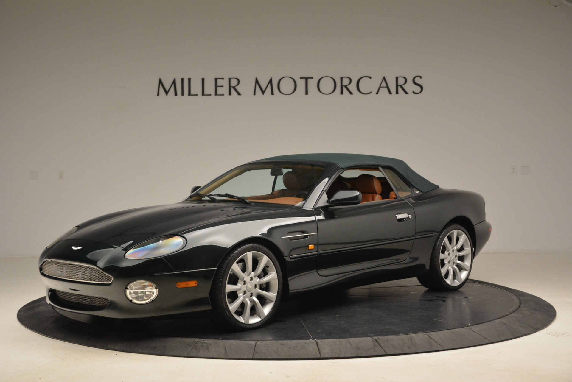 Used 2003 Aston Martin DB7 Vantage Volante For Sale In Westport, CT 2084_p14