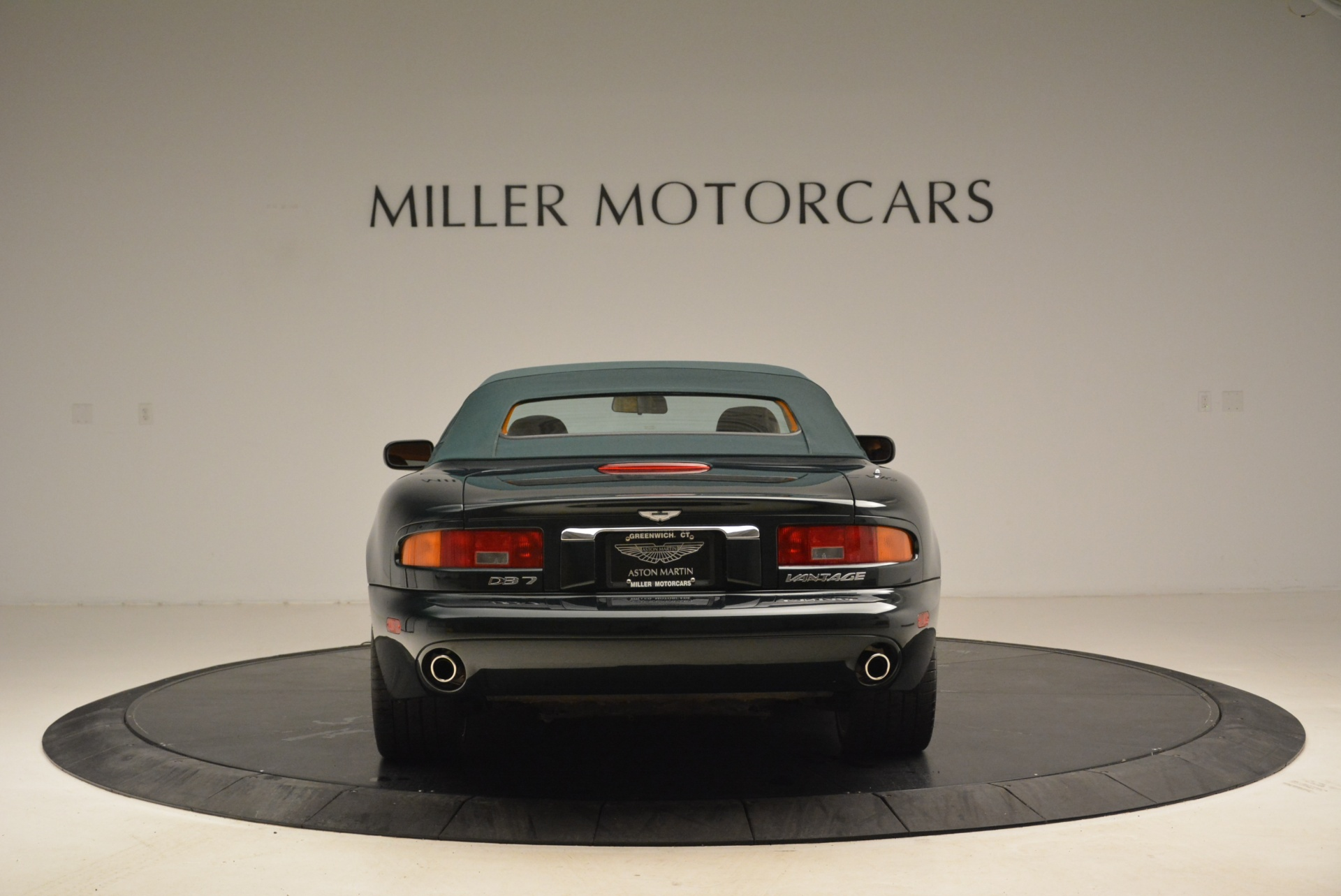 Used 2003 Aston Martin DB7 Vantage Volante For Sale In Westport, CT 2084_p18