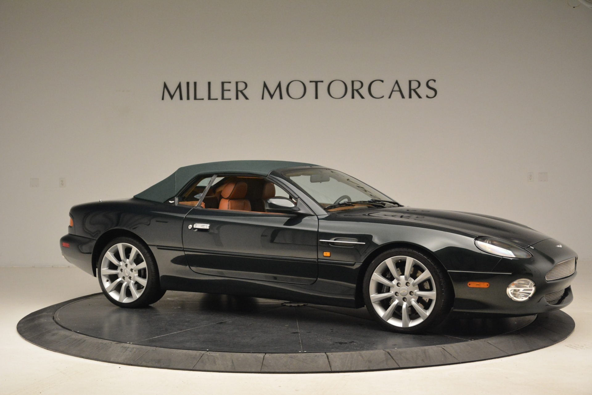Used 2003 Aston Martin DB7 Vantage Volante For Sale In Westport, CT 2084_p22