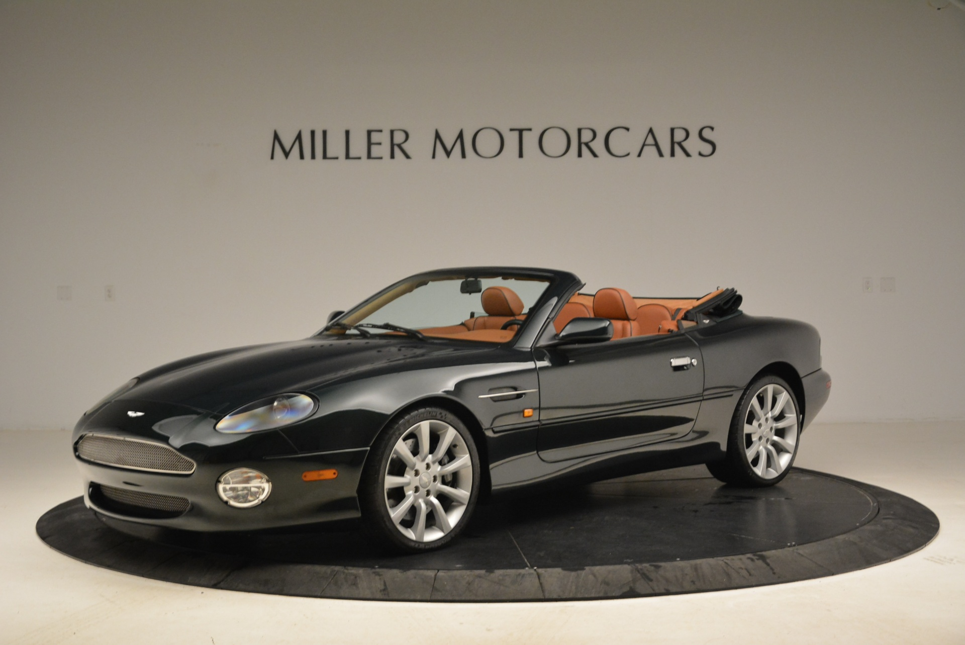 Used 2003 Aston Martin DB7 Vantage Volante For Sale In Westport, CT 2084_p2