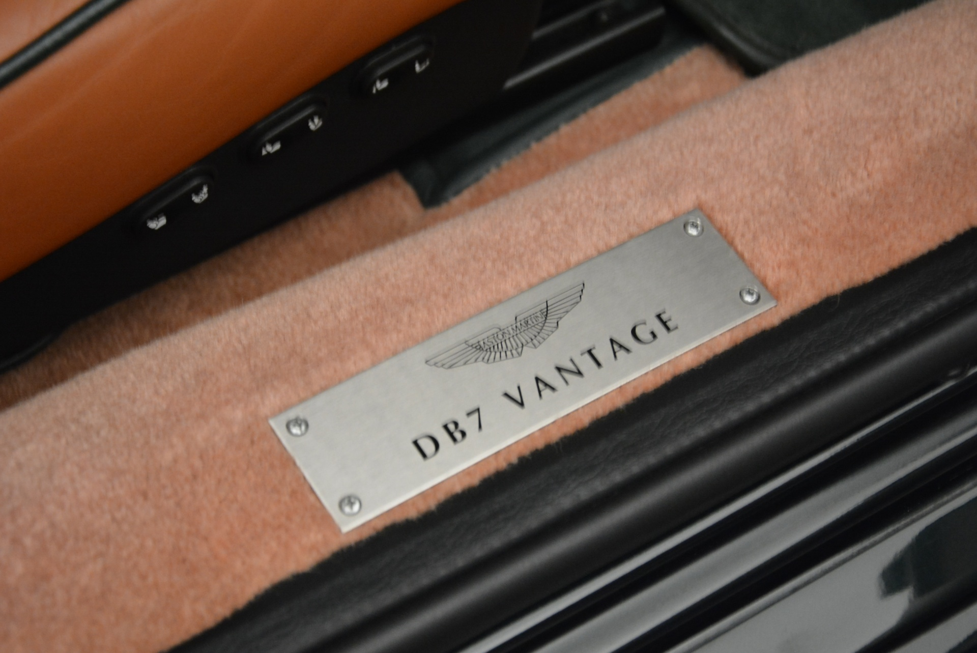 Used 2003 Aston Martin DB7 Vantage Volante For Sale In Westport, CT 2084_p30
