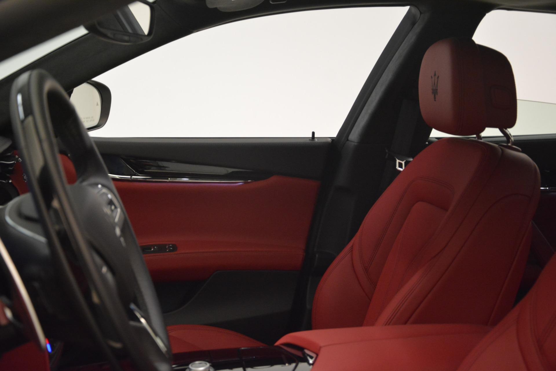 New 2018 Maserati Quattroporte S Q4 GranLusso For Sale In Westport, CT 2085_p16
