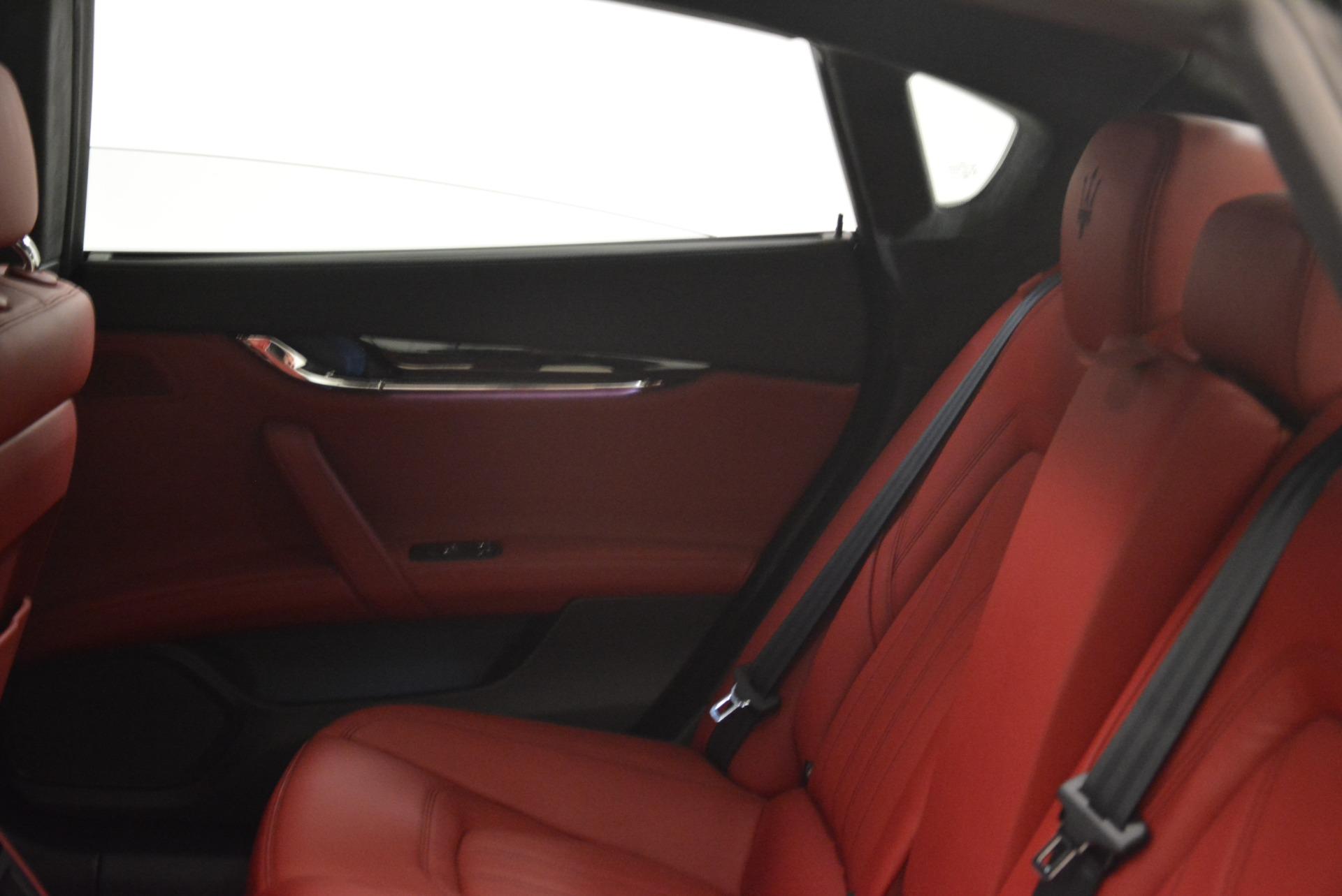 New 2018 Maserati Quattroporte S Q4 GranLusso For Sale In Westport, CT 2085_p22