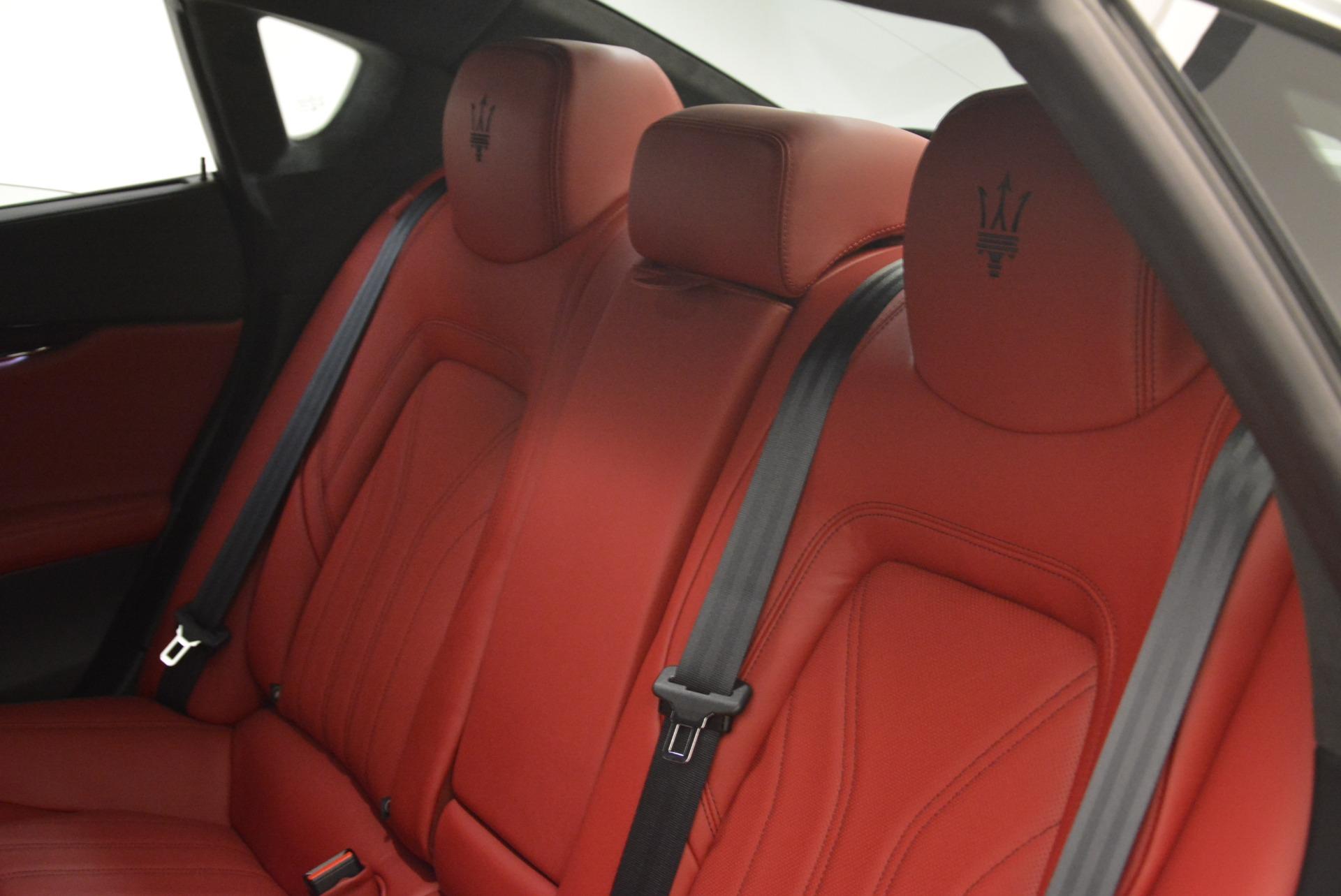 New 2018 Maserati Quattroporte S Q4 GranLusso For Sale In Westport, CT 2085_p23