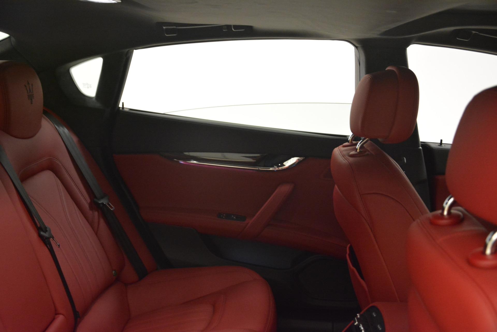 New 2018 Maserati Quattroporte S Q4 GranLusso For Sale In Westport, CT 2085_p28