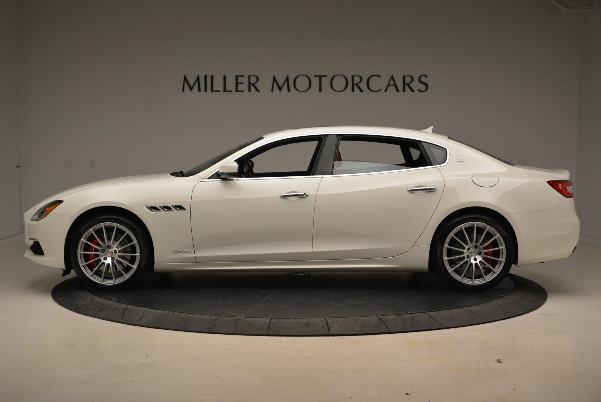 New 2018 Maserati Quattroporte S Q4 GranLusso For Sale In Westport, CT 2085_p4