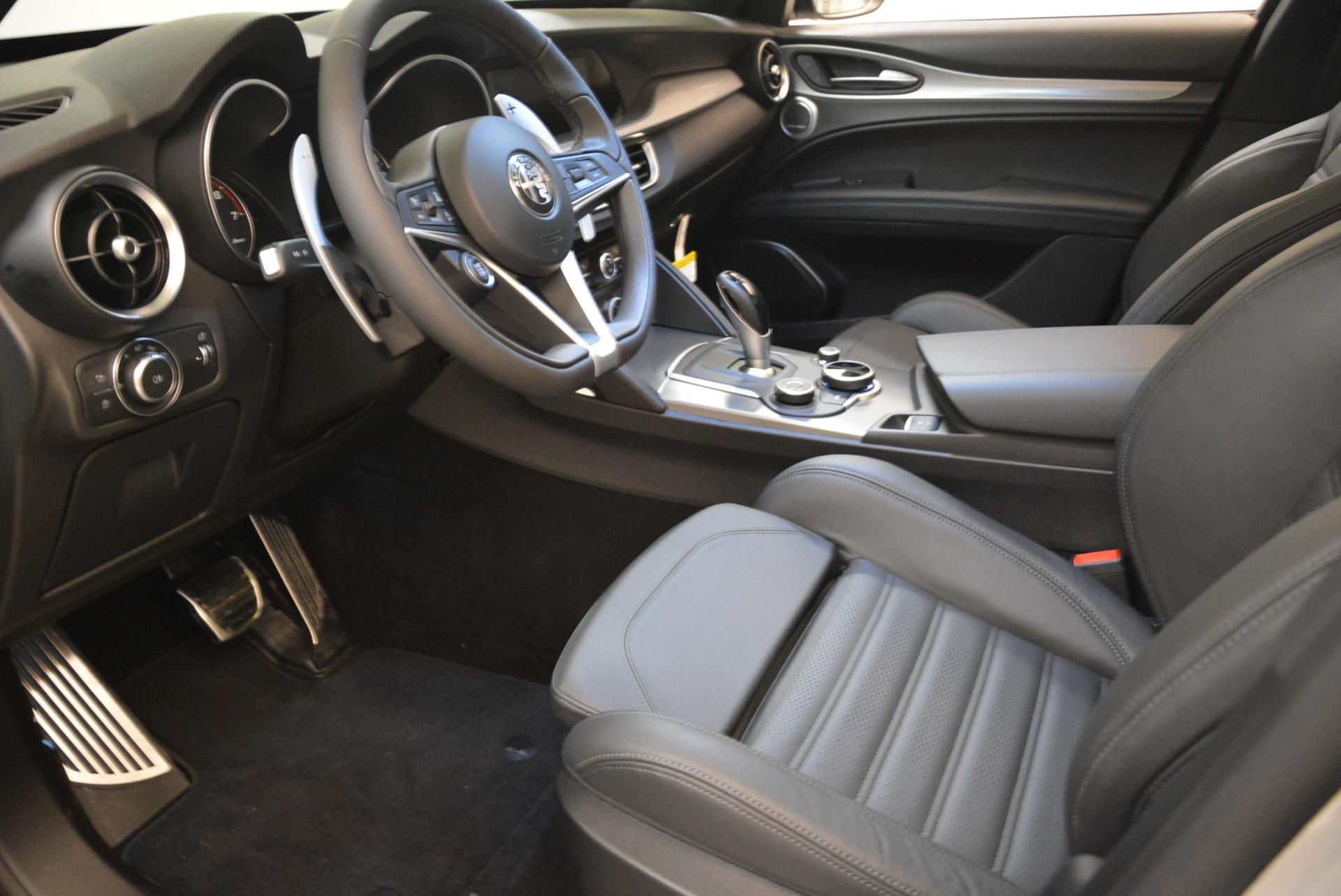 New 2018 Alfa Romeo Stelvio Ti Sport Q4 For Sale In Westport, CT 2086_p13