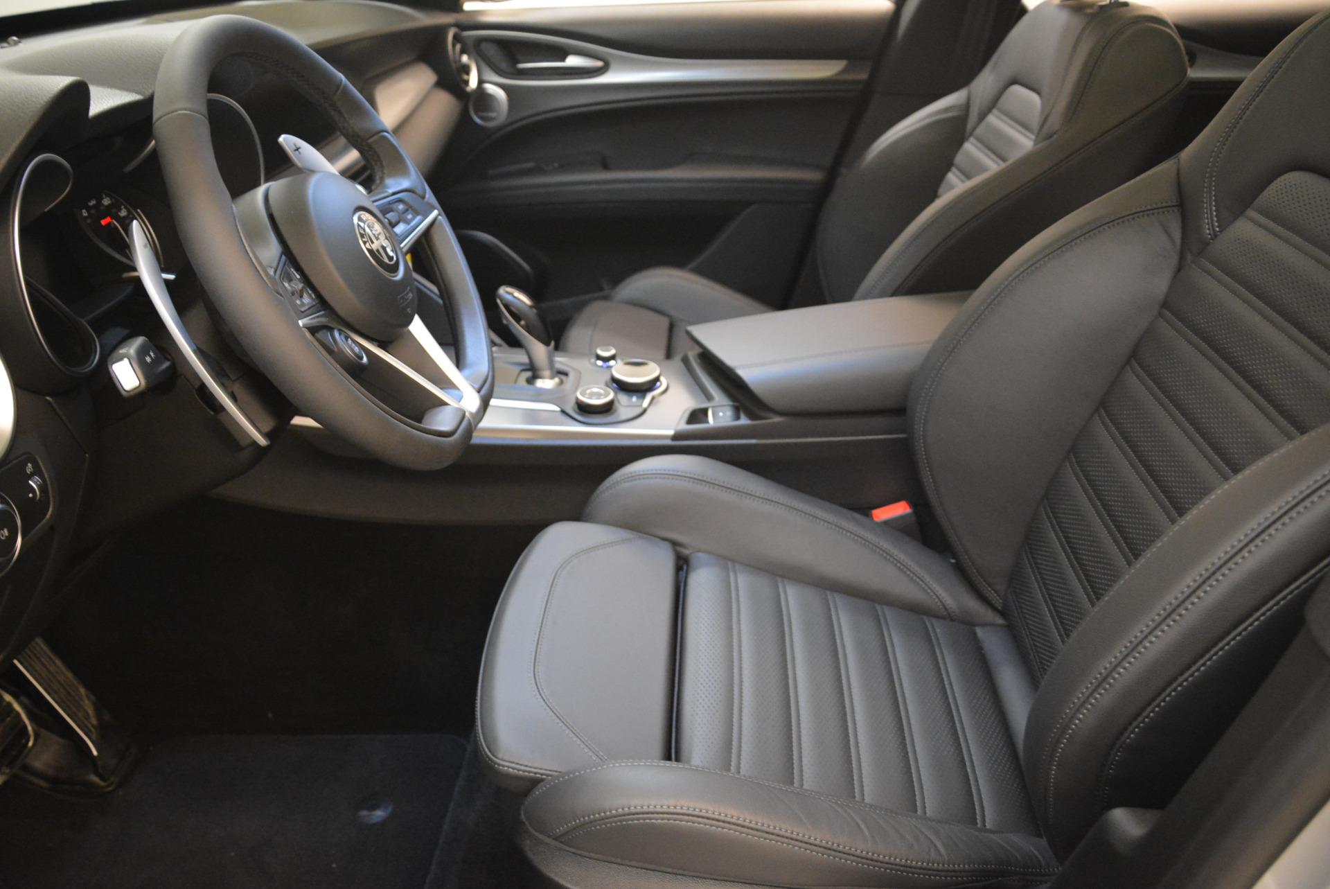 New 2018 Alfa Romeo Stelvio Ti Sport Q4 For Sale In Westport, CT 2086_p14