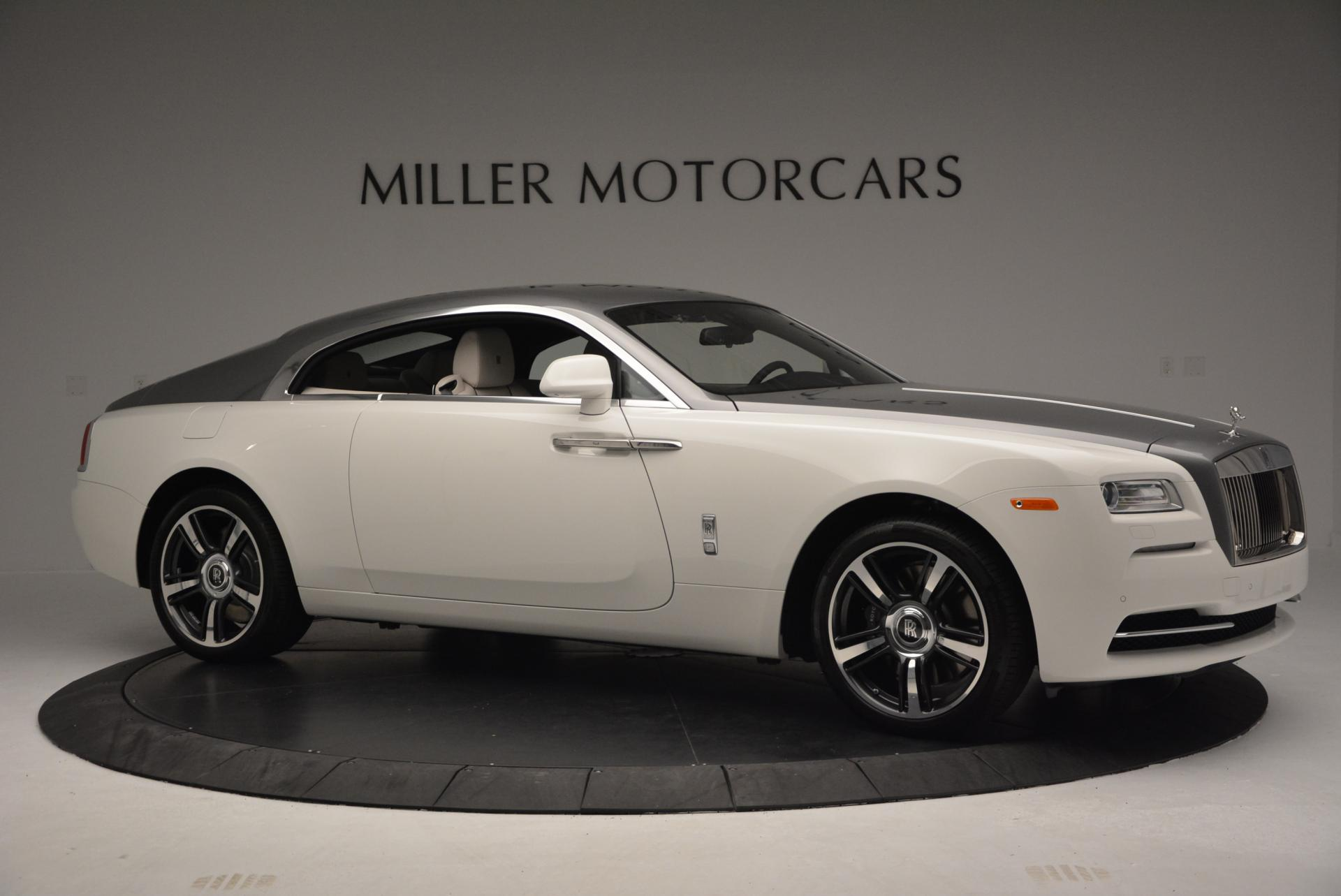Used 2016 Rolls-Royce Wraith  For Sale In Westport, CT 209_p10