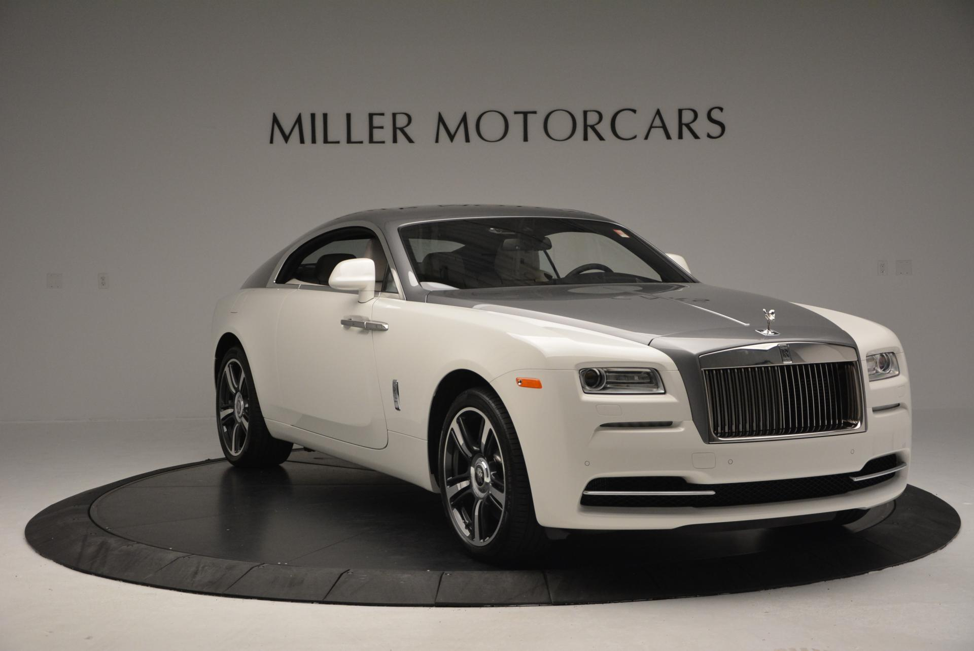 Used 2016 Rolls-Royce Wraith  For Sale In Westport, CT 209_p11