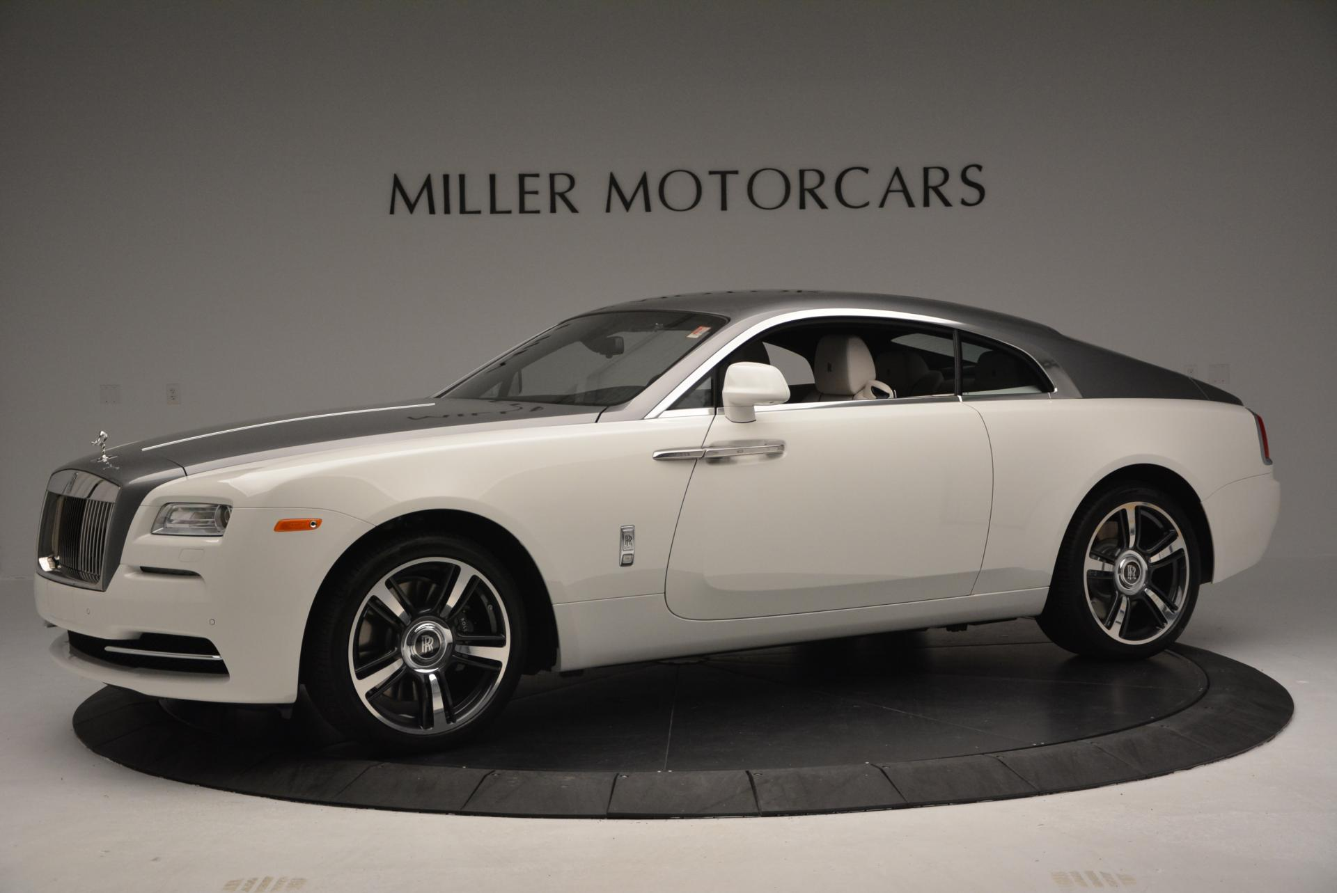 Used 2016 Rolls-Royce Wraith  For Sale In Westport, CT 209_p2