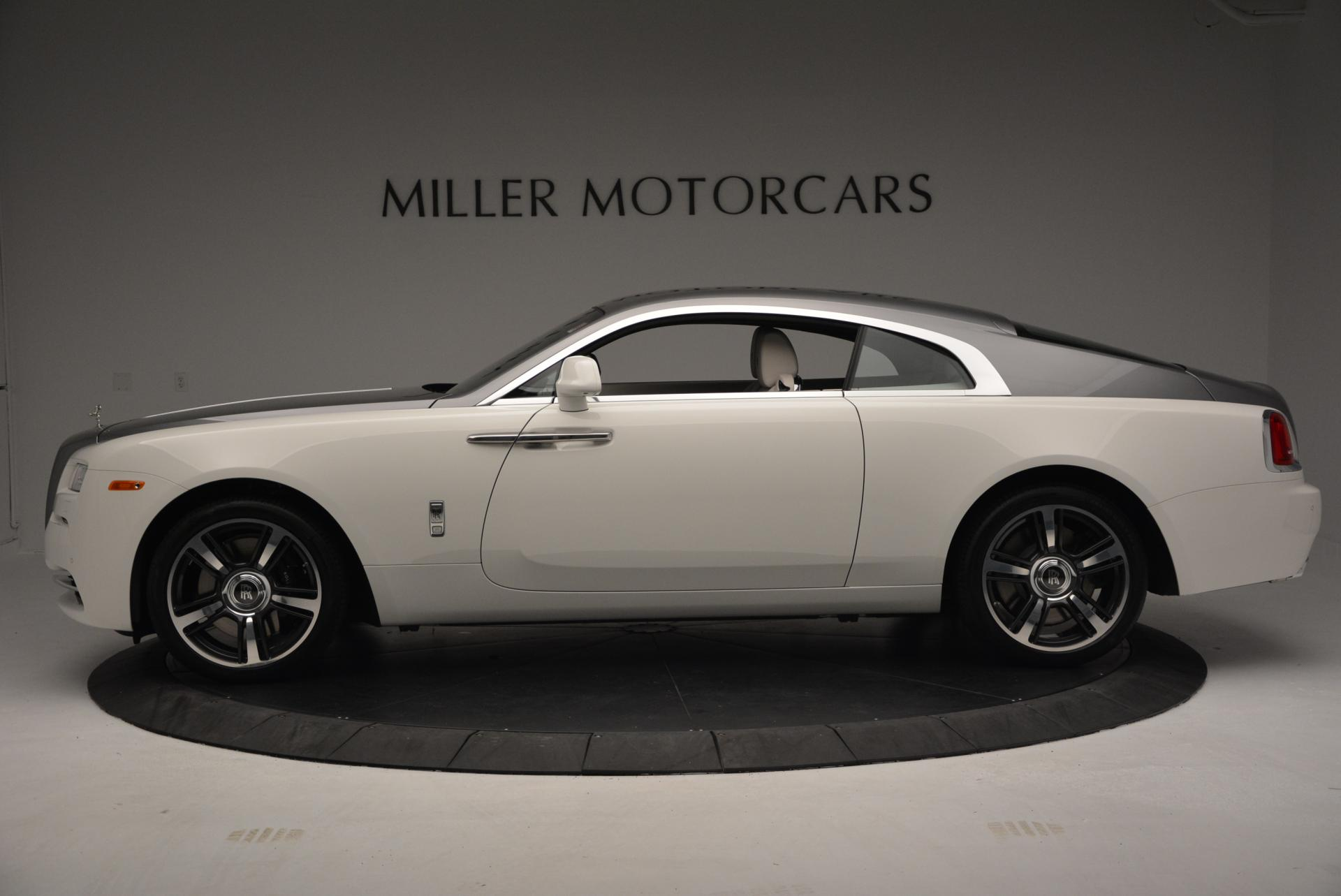 Used 2016 Rolls-Royce Wraith  For Sale In Westport, CT 209_p3