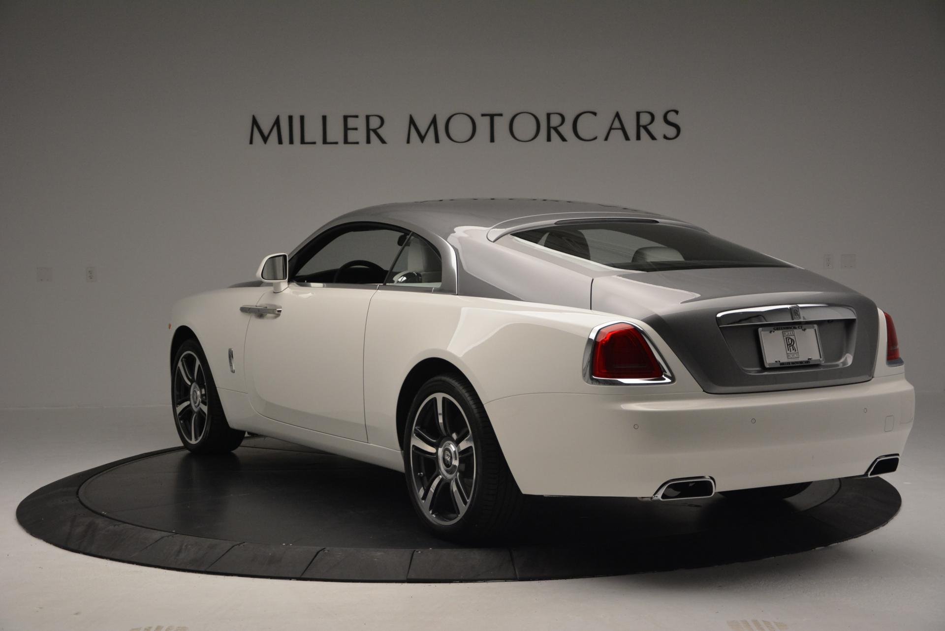 Used 2016 Rolls-Royce Wraith  For Sale In Westport, CT 209_p6