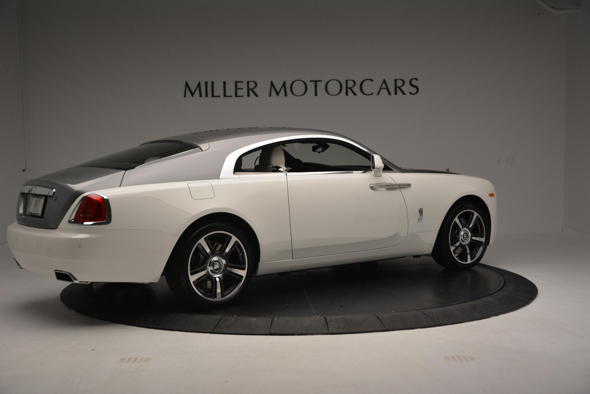 Used 2016 Rolls-Royce Wraith  For Sale In Westport, CT 209_p8