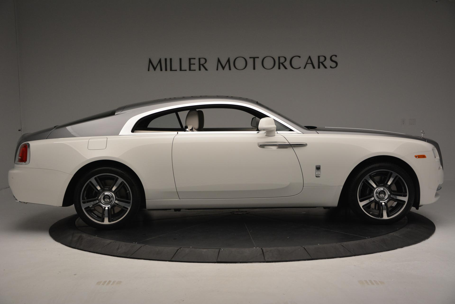 Used 2016 Rolls-Royce Wraith  For Sale In Westport, CT 209_p9