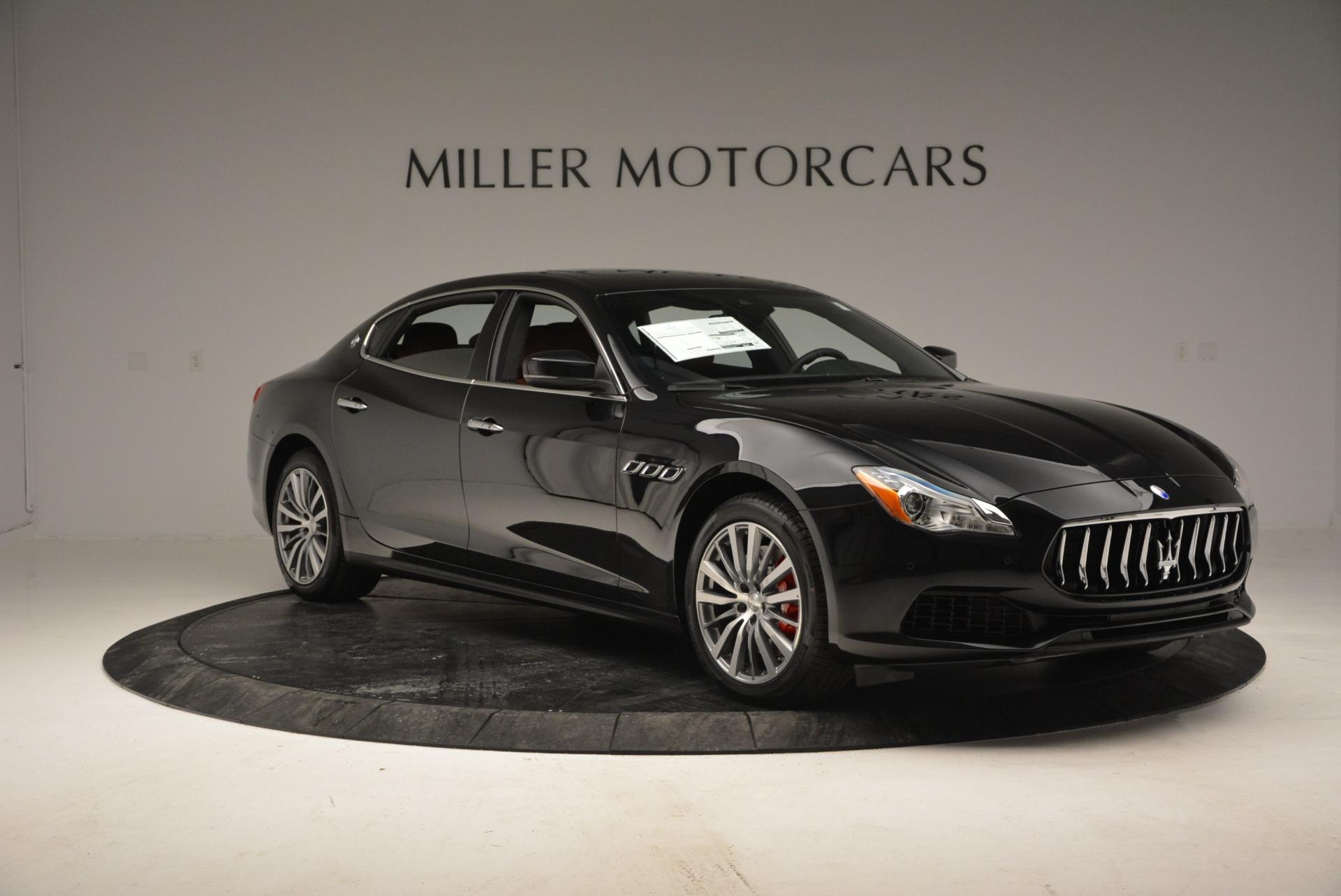 New 2018 Maserati Quattroporte S Q4 For Sale In Westport, CT 2091_p11