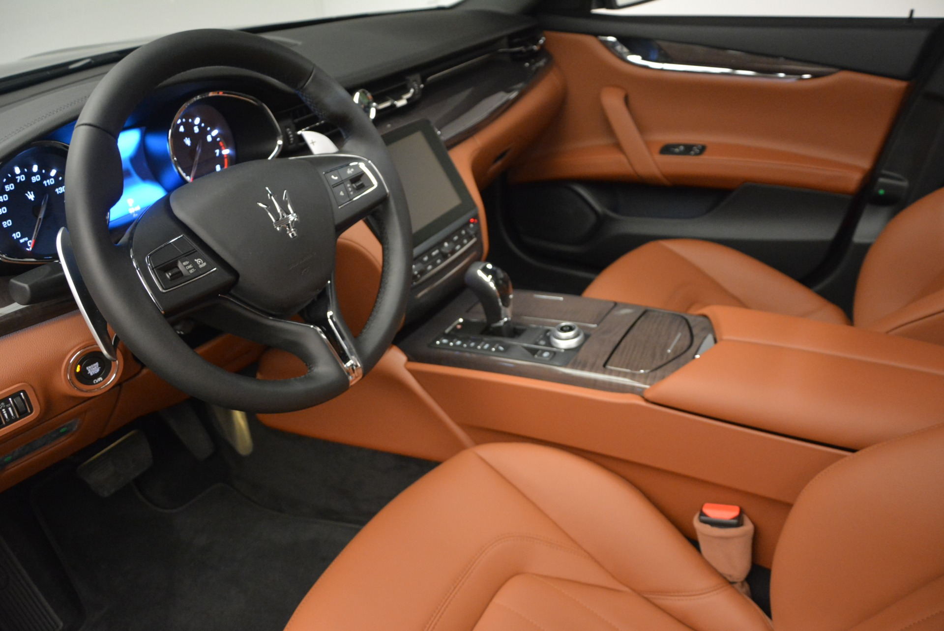 New 2018 Maserati Quattroporte S Q4 For Sale In Westport, CT 2091_p13