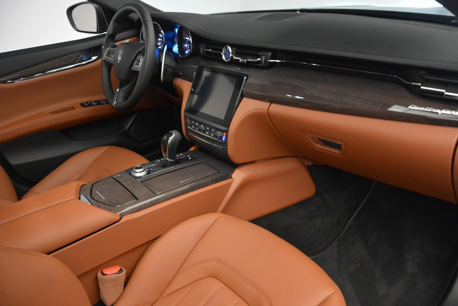 New 2018 Maserati Quattroporte S Q4 For Sale In Westport, CT 2091_p17