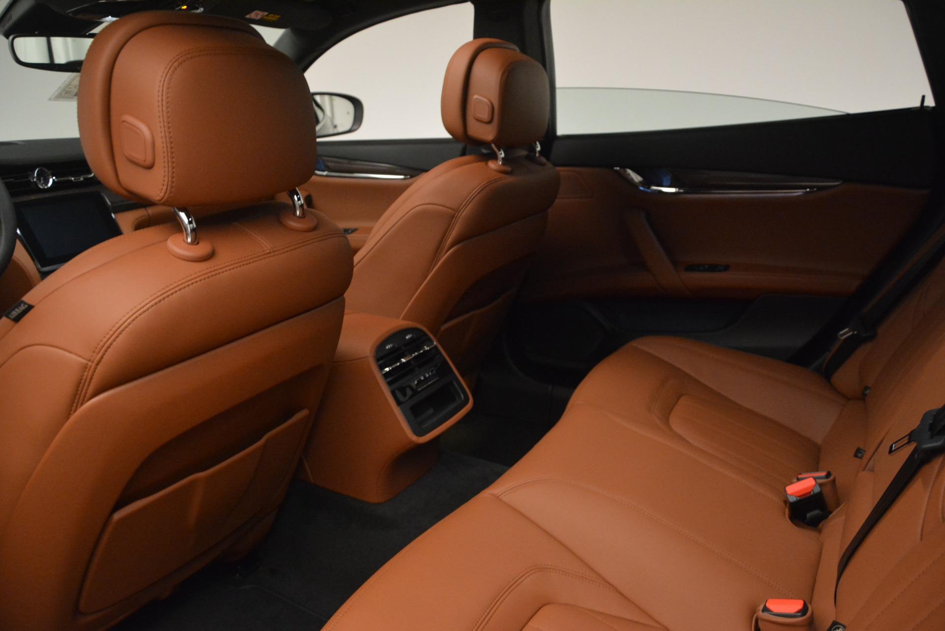 New 2018 Maserati Quattroporte S Q4 For Sale In Westport, CT 2091_p22