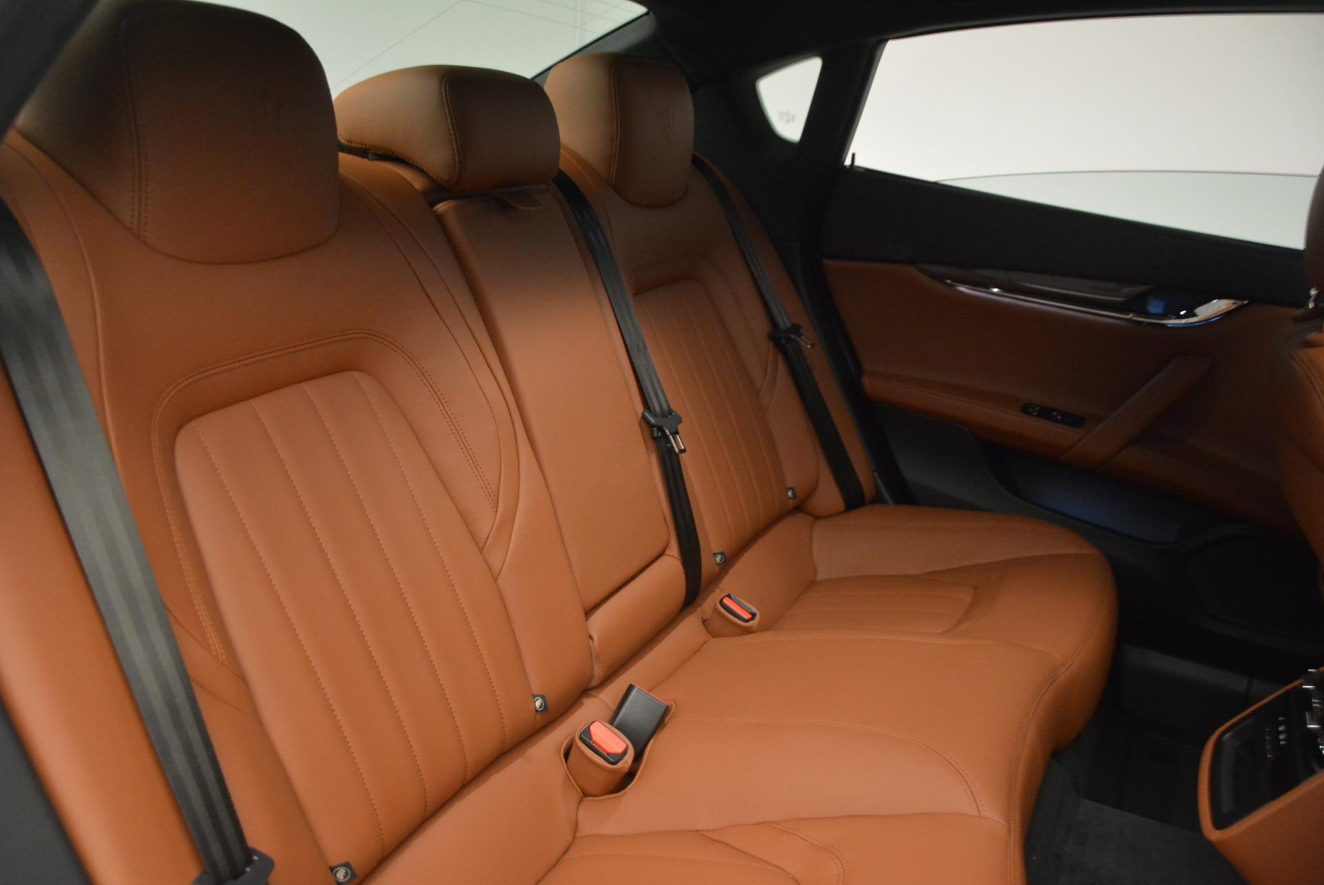 New 2018 Maserati Quattroporte S Q4 For Sale In Westport, CT 2091_p25