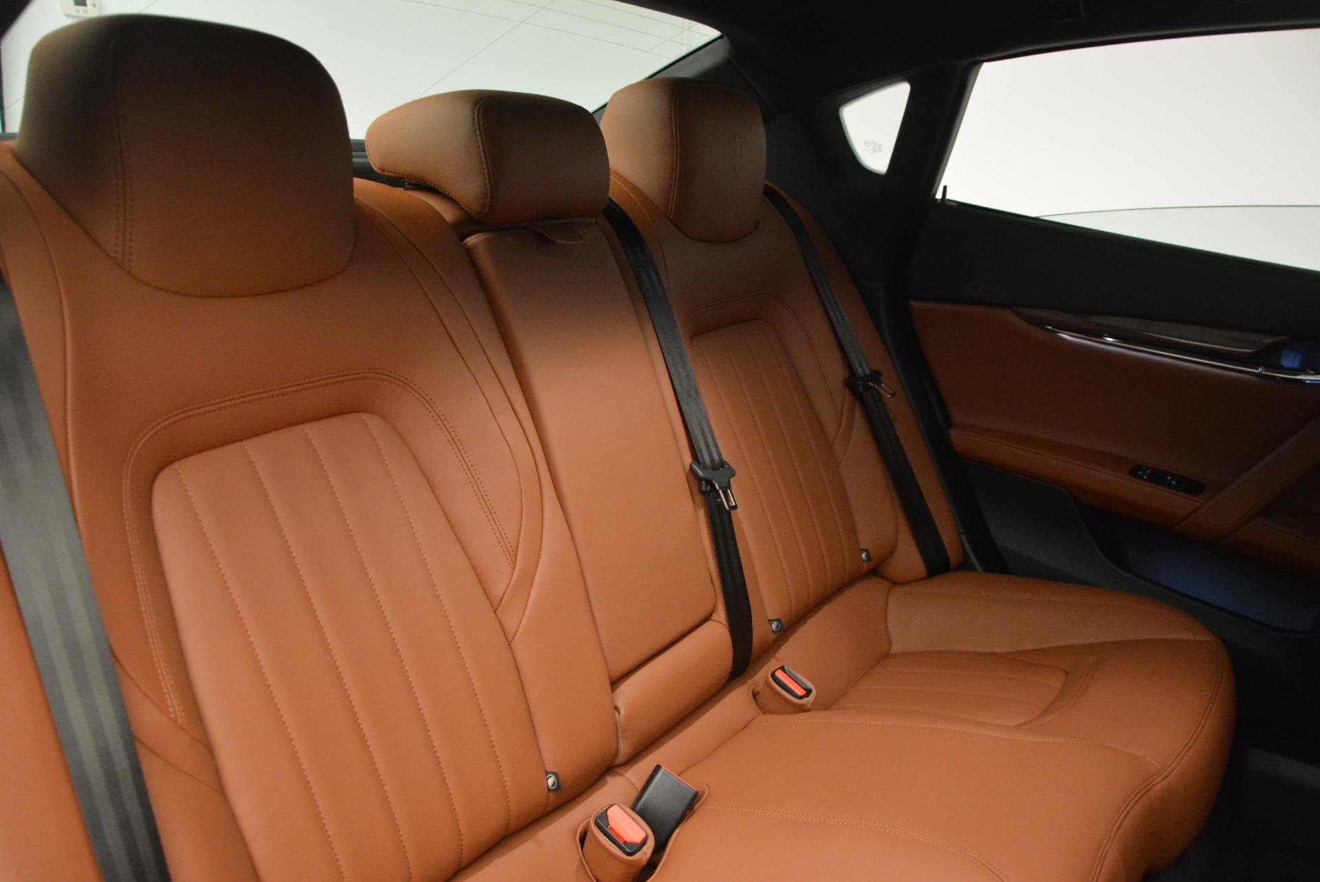 New 2018 Maserati Quattroporte S Q4 For Sale In Westport, CT 2091_p26