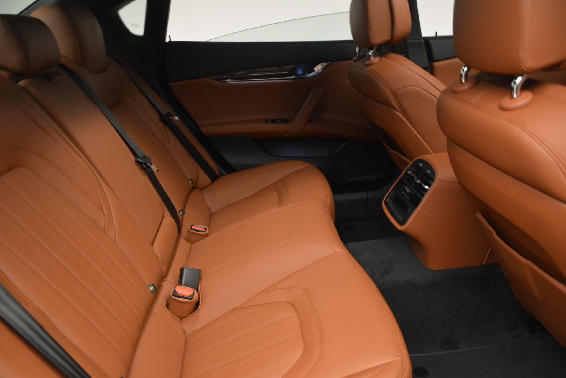 New 2018 Maserati Quattroporte S Q4 For Sale In Westport, CT 2091_p27