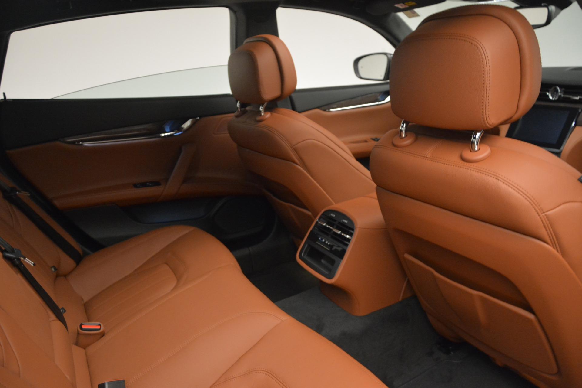 New 2018 Maserati Quattroporte S Q4 For Sale In Westport, CT 2091_p28