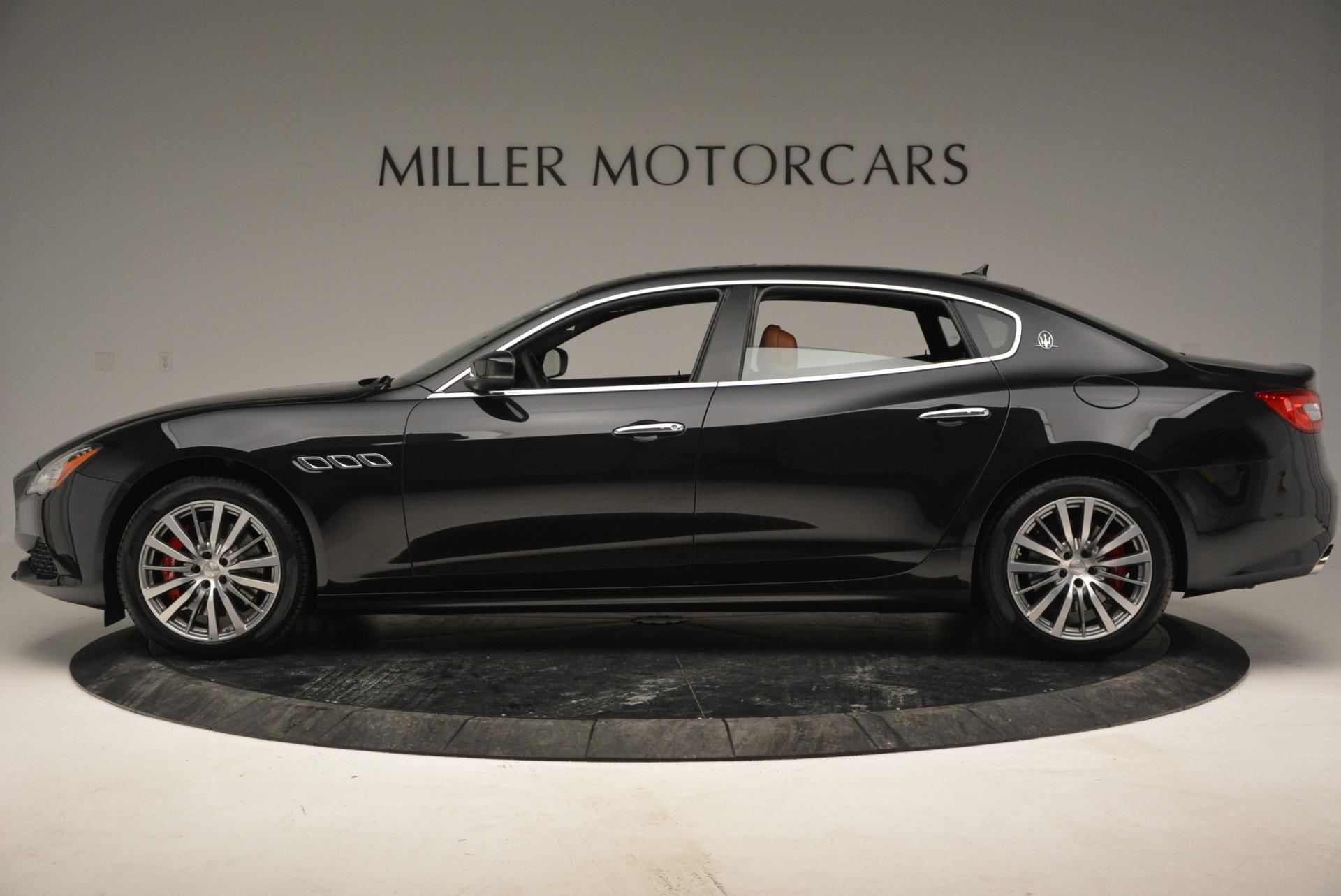 New 2018 Maserati Quattroporte S Q4 For Sale In Westport, CT 2091_p3