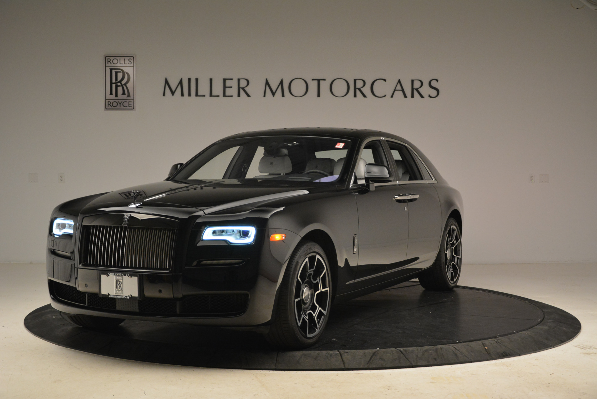 Used 2017 Rolls-Royce Ghost Black Badge For Sale In