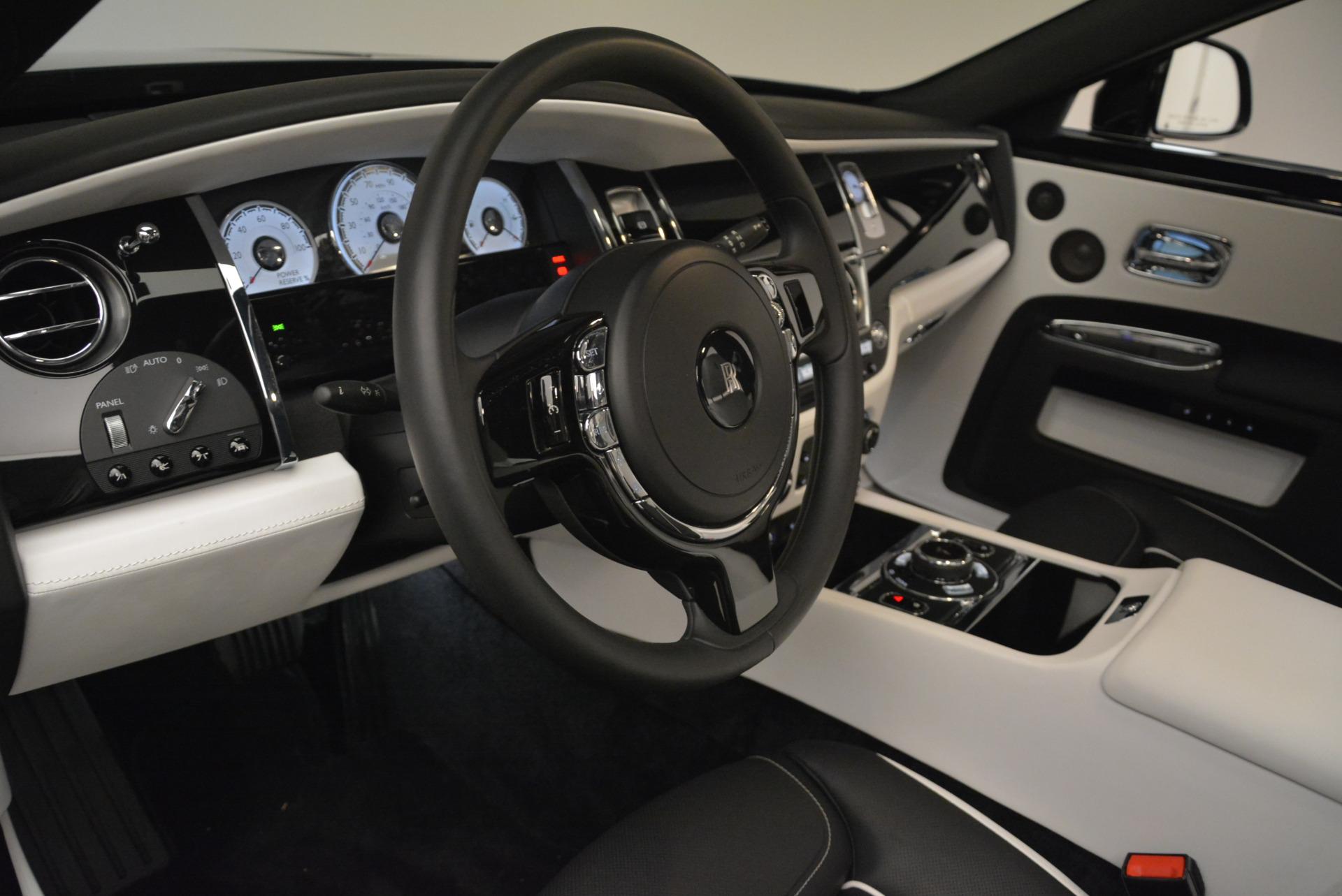 Used 2017 Rolls-Royce Ghost Black Badge For Sale In Westport, CT 2093_p18