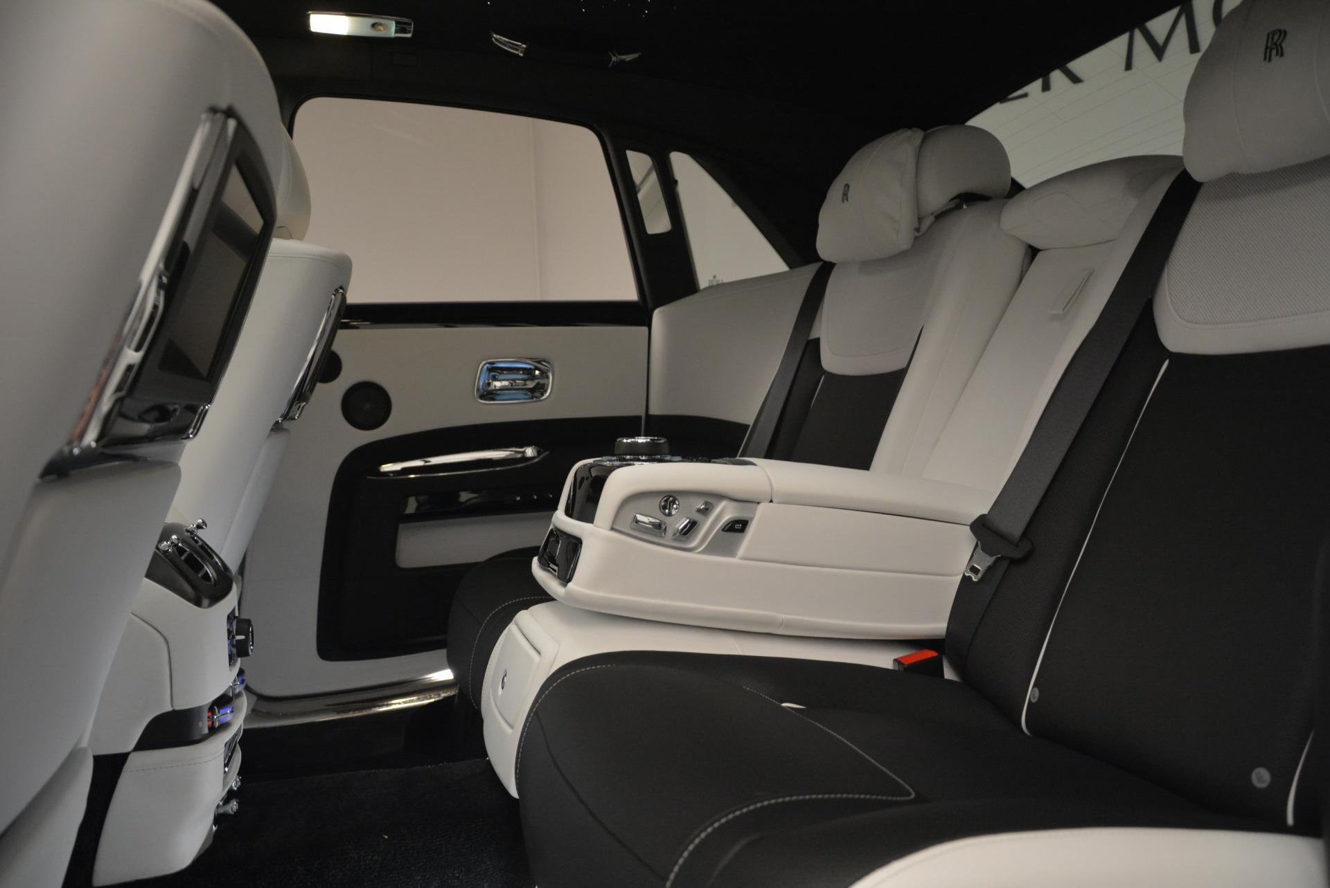Used 2017 Rolls-Royce Ghost Black Badge For Sale In Westport, CT 2093_p24
