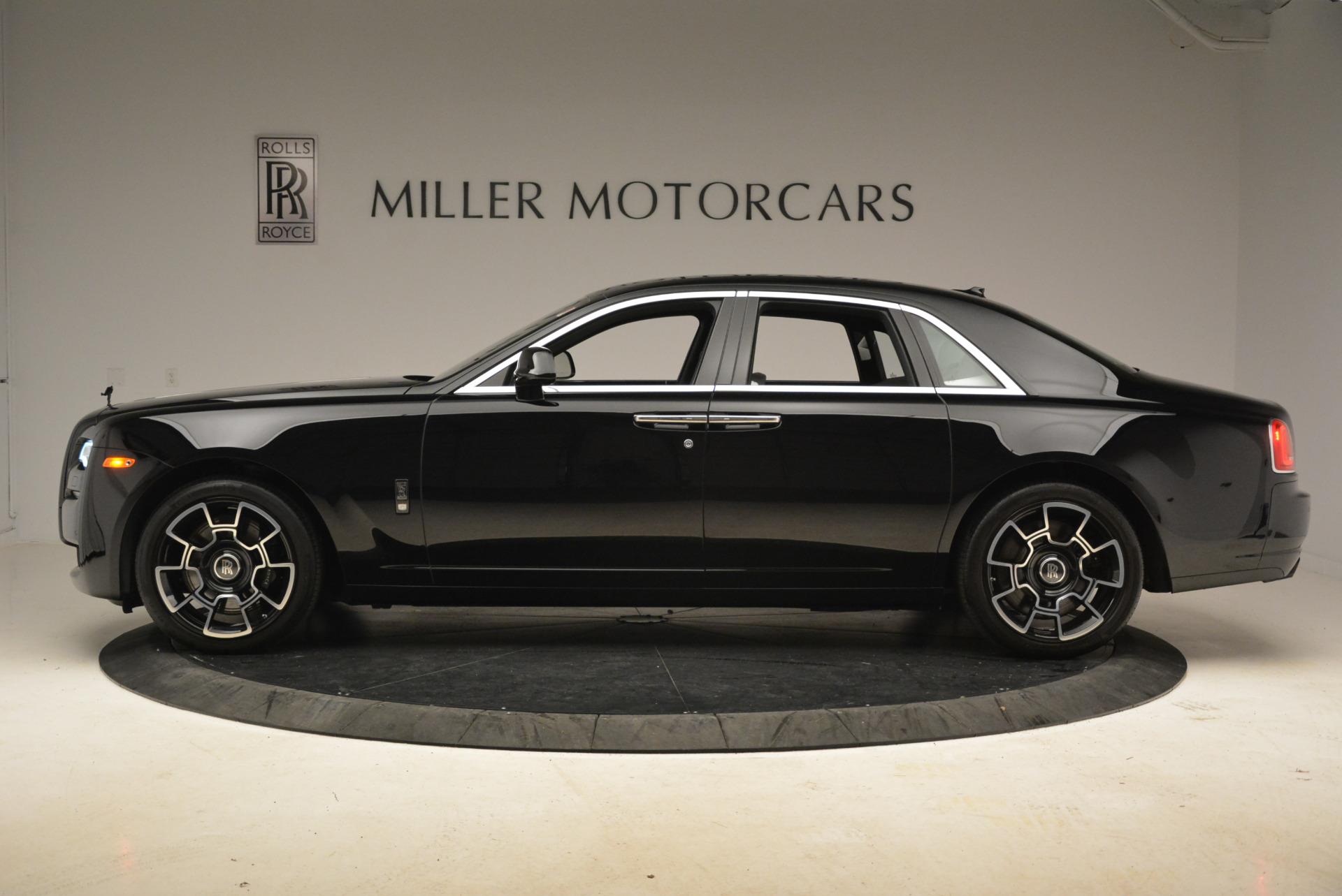 Used 2017 Rolls-Royce Ghost Black Badge For Sale In Westport, CT 2093_p2