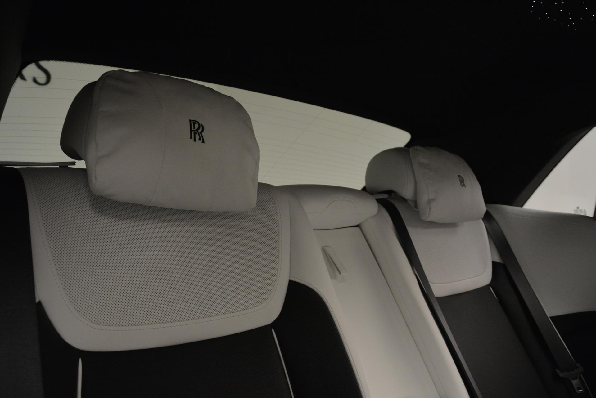 Used 2017 Rolls-Royce Ghost Black Badge For Sale In Westport, CT 2093_p30