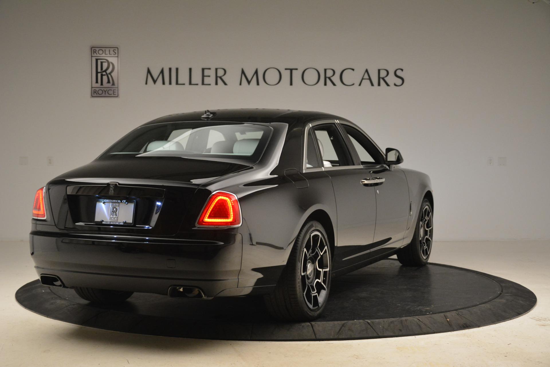 Used 2017 Rolls-Royce Ghost Black Badge For Sale In Westport, CT 2093_p5