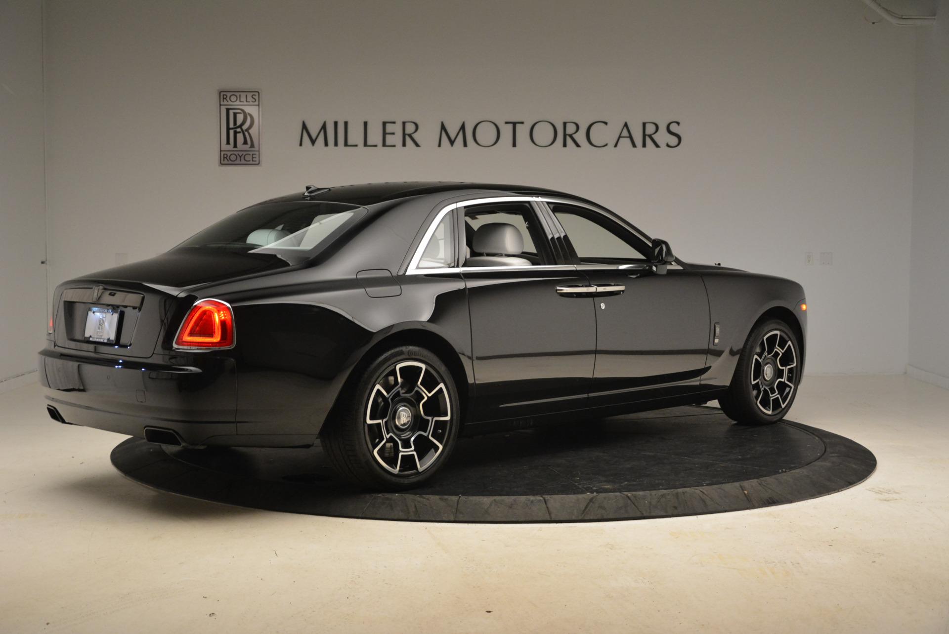 Used 2017 Rolls-Royce Ghost Black Badge For Sale In Westport, CT 2093_p6