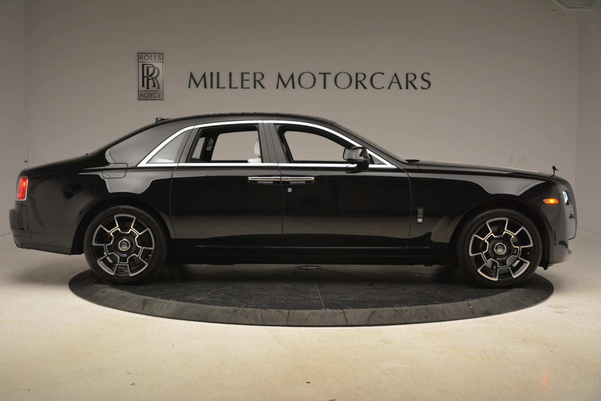 Used 2017 Rolls-Royce Ghost Black Badge For Sale In Westport, CT 2093_p7