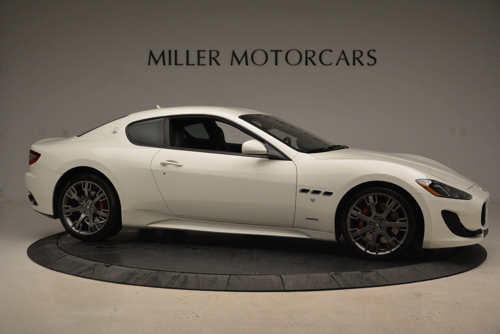 Used 2016 Maserati GranTurismo Sport For Sale In Westport, CT 2095_p12