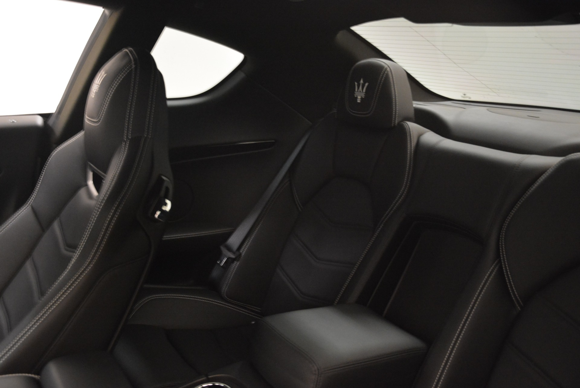 Used 2016 Maserati GranTurismo Sport For Sale In Westport, CT 2095_p22