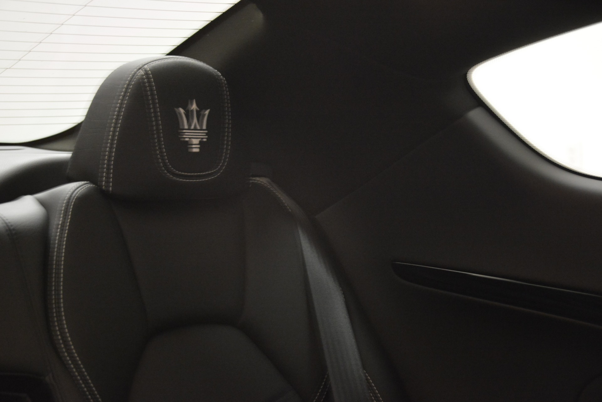Used 2016 Maserati GranTurismo Sport For Sale In Westport, CT 2095_p28