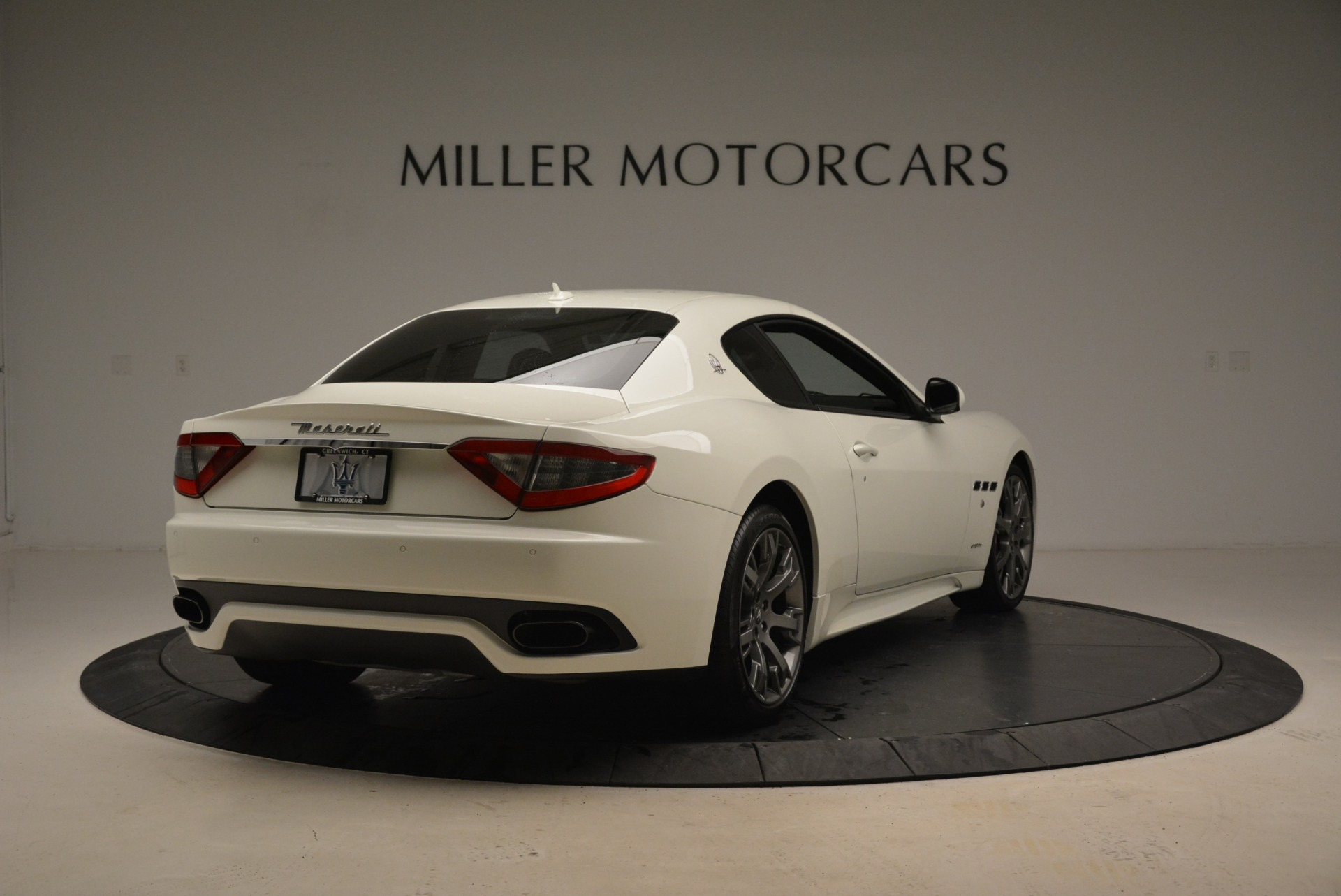 Used 2016 Maserati GranTurismo Sport For Sale In Westport, CT 2095_p8