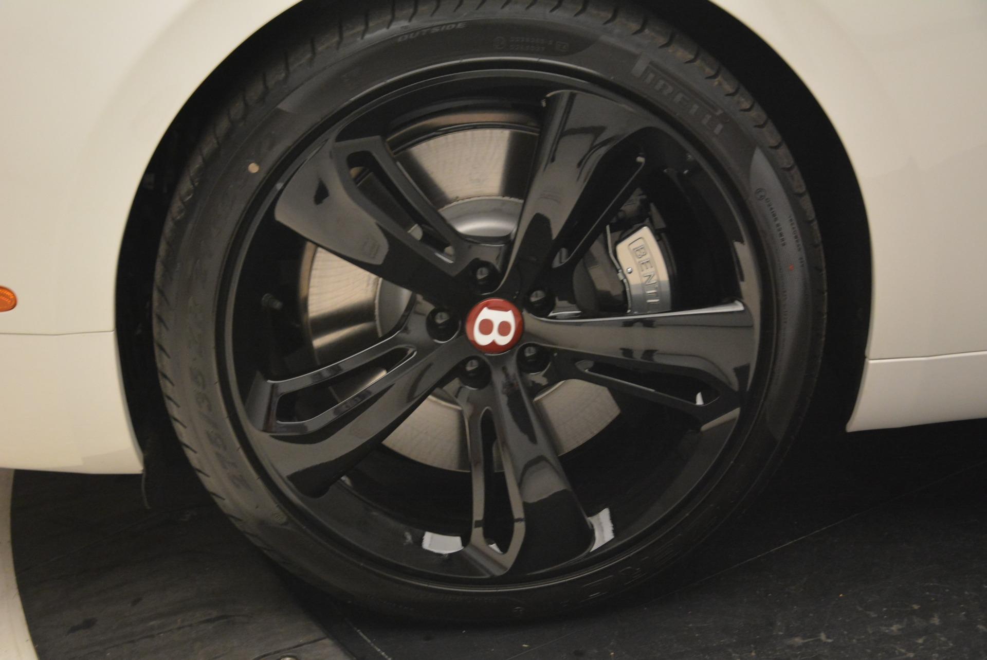 New 2018 Bentley Flying Spur V8 S Black Edition For Sale In Westport, CT 2096_p15