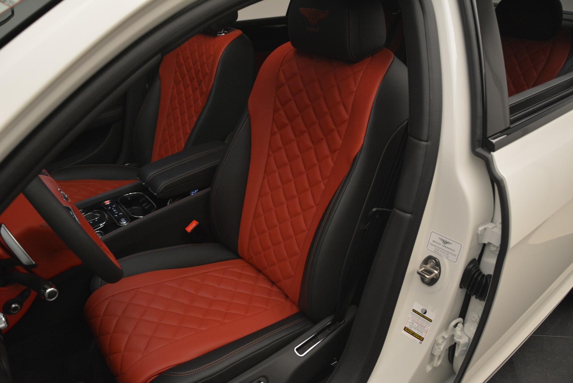 New 2018 Bentley Flying Spur V8 S Black Edition For Sale In Westport, CT 2096_p19