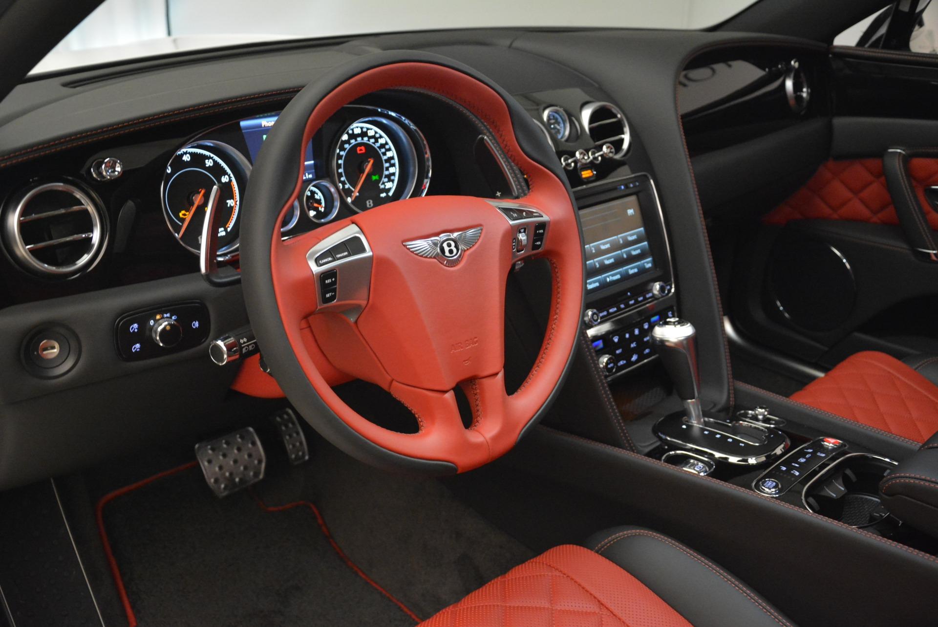 New 2018 Bentley Flying Spur V8 S Black Edition For Sale In Westport, CT 2096_p20