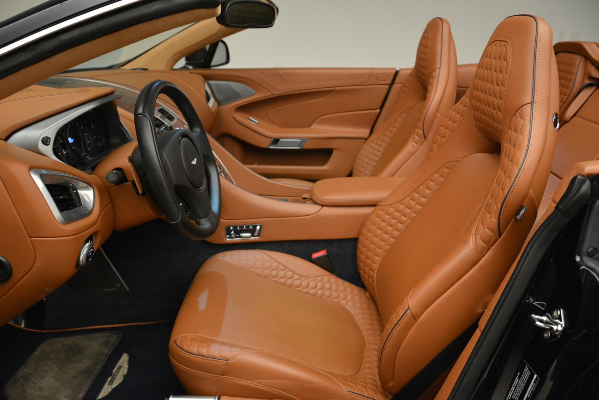 Used 2014 Aston Martin Vanquish Volante For Sale In Westport, CT 2097_p21