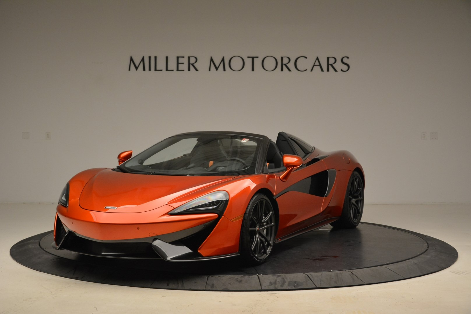New 2018 McLaren 570S Spider For Sale In Westport, CT 2098_main