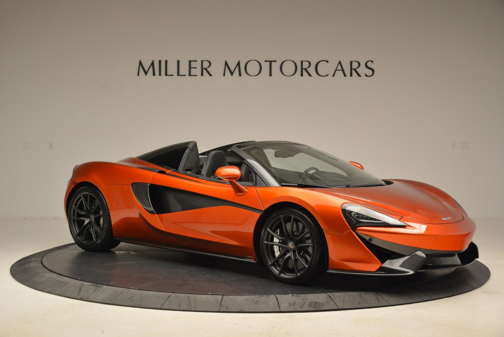 New 2018 McLaren 570S Spider For Sale In Westport, CT 2098_p10